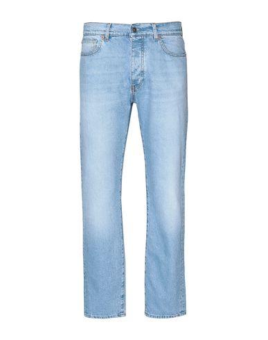 Купить Джинсовые брюки от 8 by YOOX синего цвета