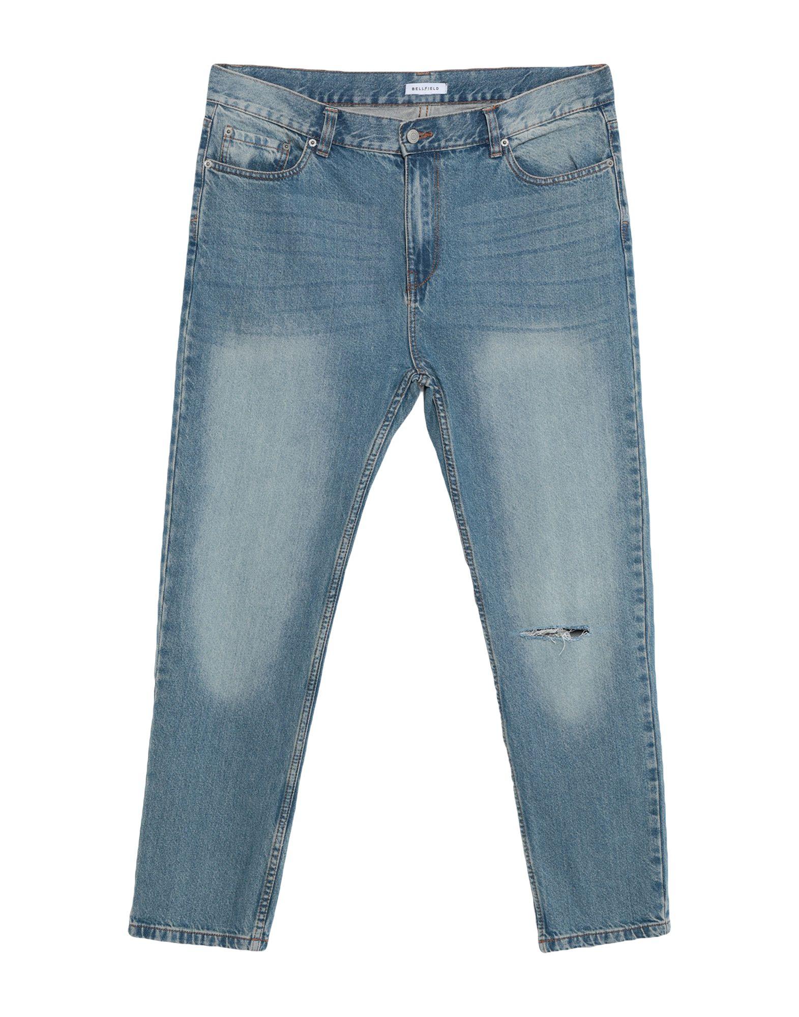 BELLFIELD Джинсовые брюки цена