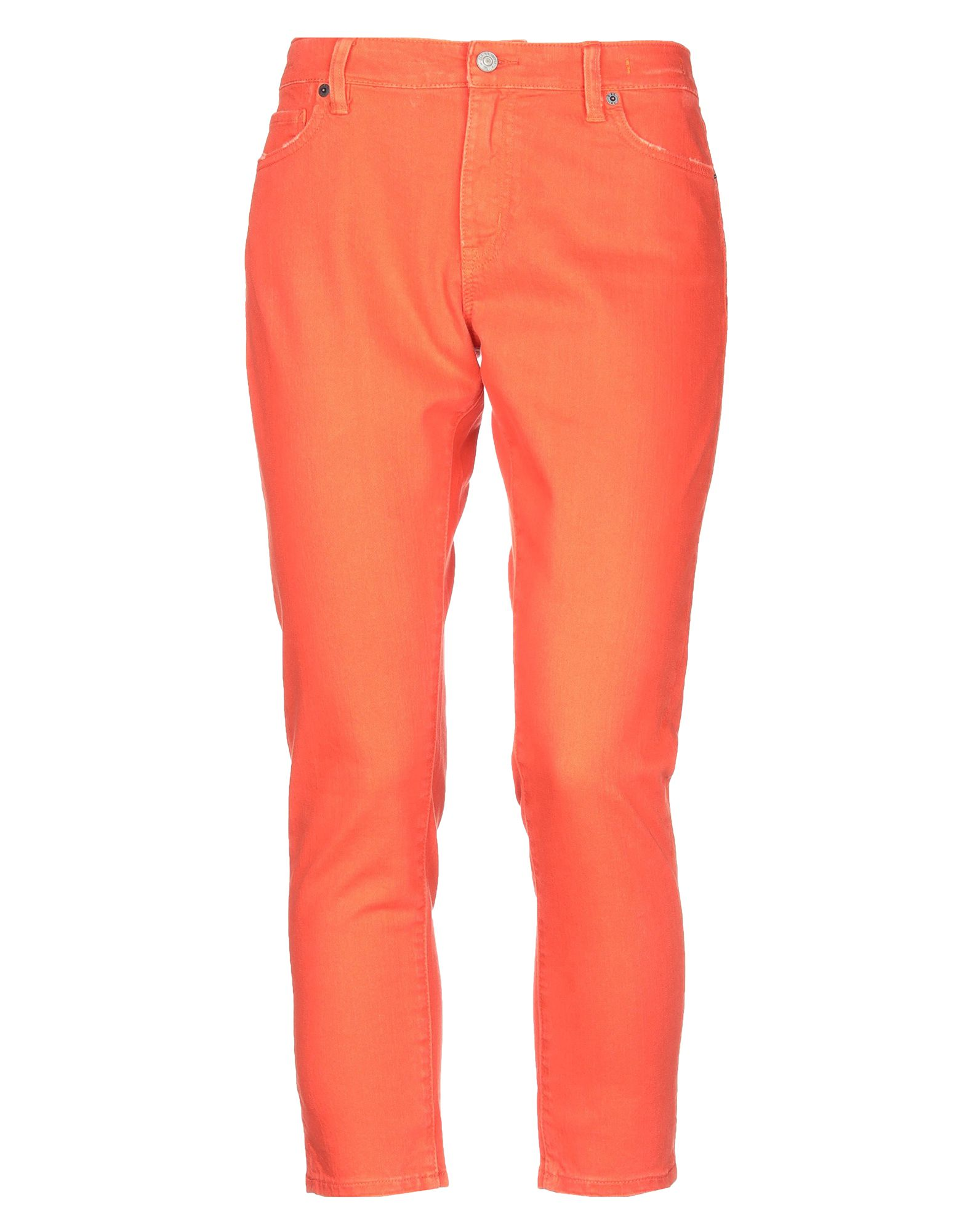 DENIM & SUPPLY RALPH LAUREN Джинсовые брюки-капри