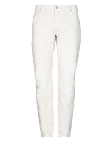 Купить Джинсовые брюки бежевого цвета