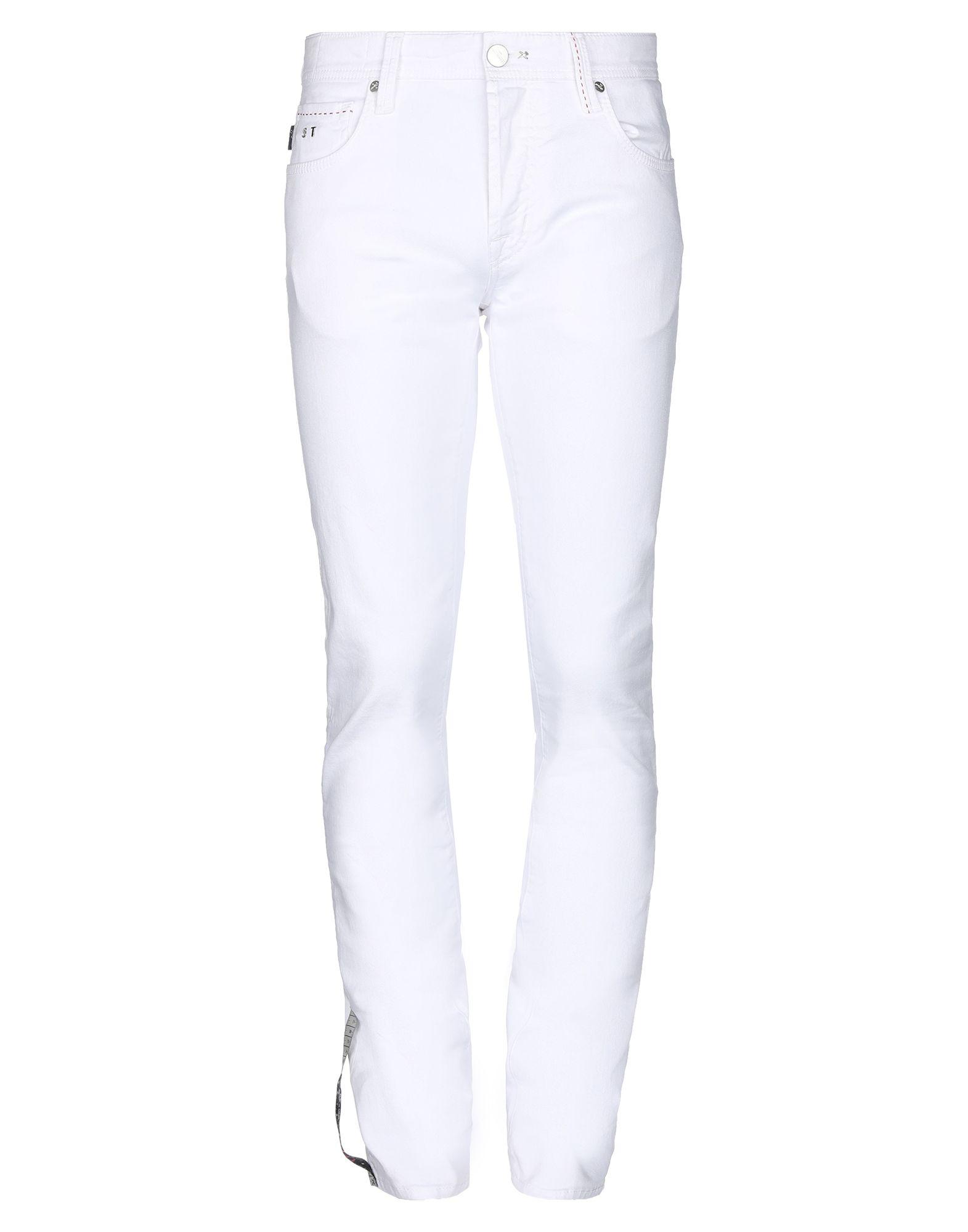 цены на TRAMAROSSA Джинсовые брюки  в интернет-магазинах