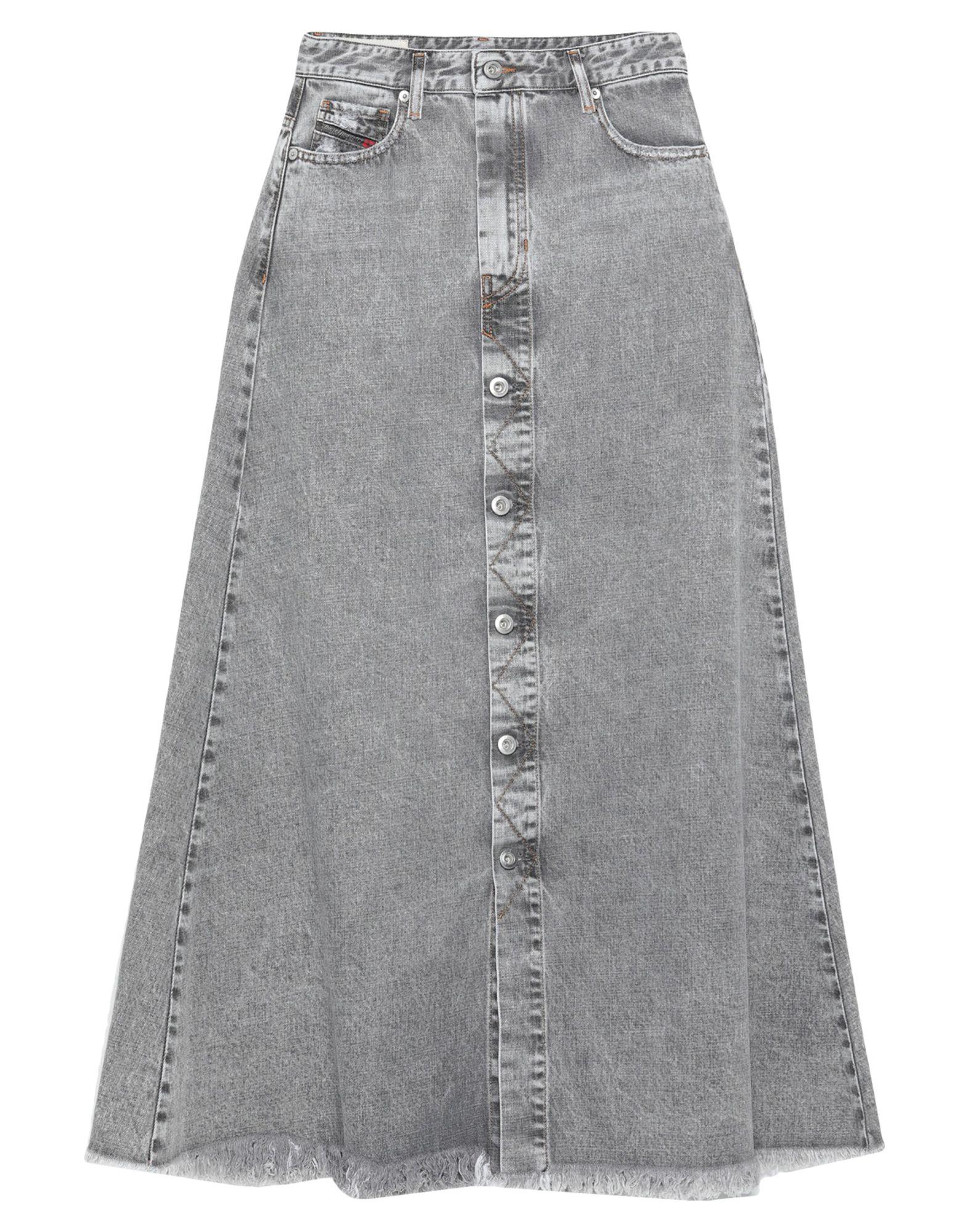 купить DIESEL Джинсовая юбка по цене 9440 рублей
