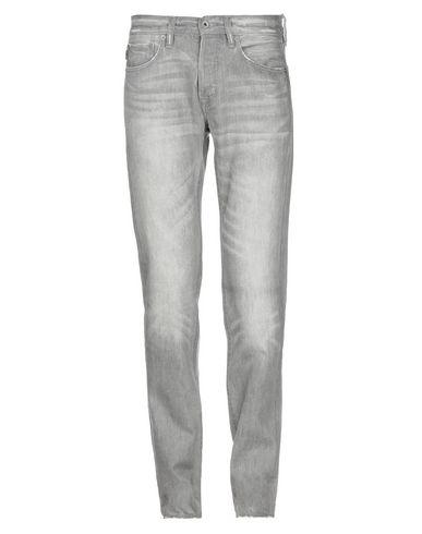 Фото - Джинсовые брюки от POLO JEANS COMPANY серого цвета