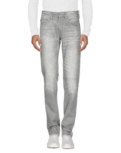 Фото 2 - Джинсовые брюки от POLO JEANS COMPANY серого цвета