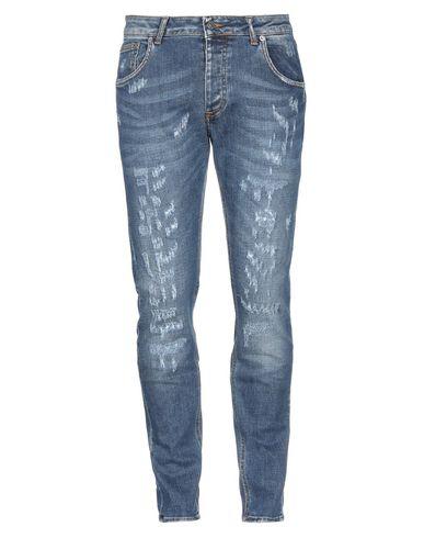 Фото - Джинсовые брюки от BE ABLE синего цвета