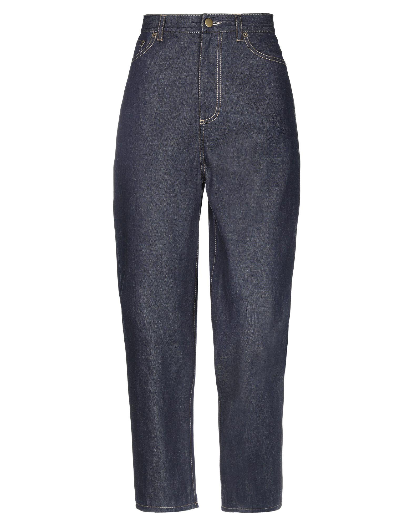 3.1 PHILLIP LIM Джинсовые брюки