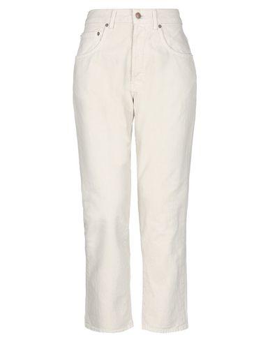 Купить Джинсовые брюки от 6397 бежевого цвета