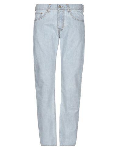Фото - Джинсовые брюки от THE EDITOR синего цвета