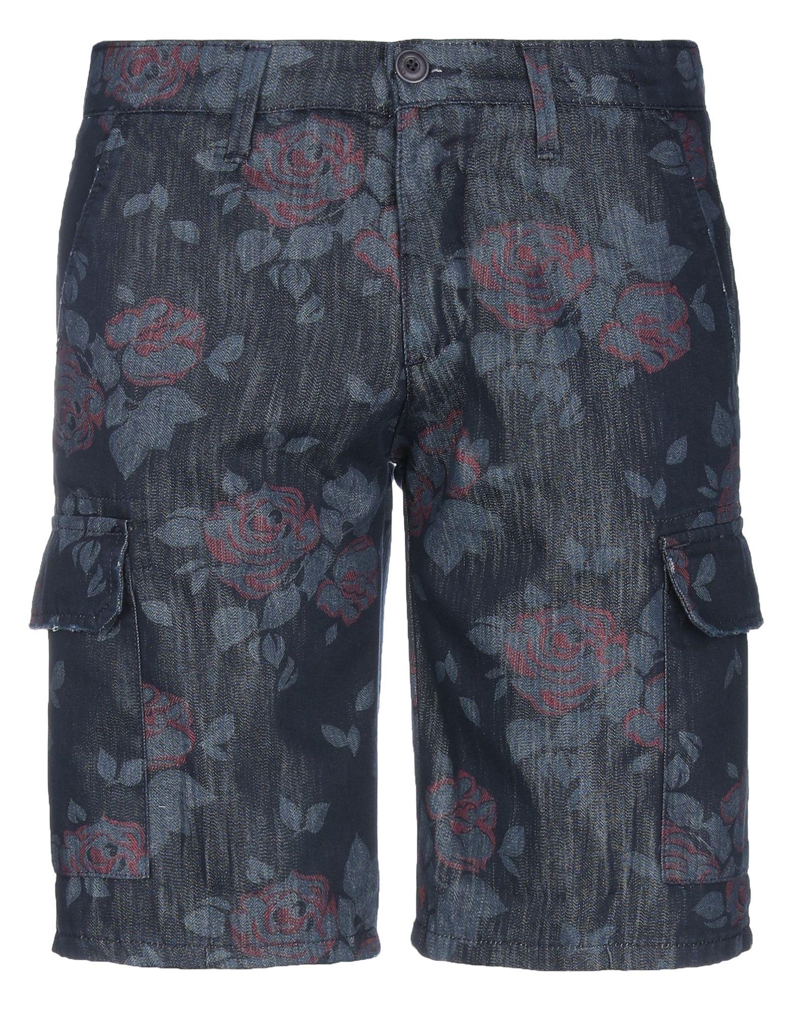 LIU •JO MAN Джинсовые шорты цена