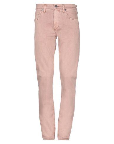 Купить Джинсовые брюки светло-коричневого цвета