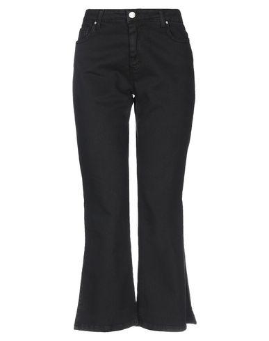 Джинсовые брюки FEDERICA TOSI