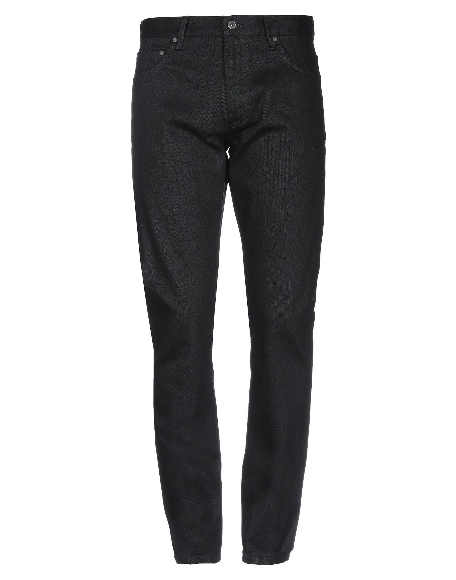 KENT & CURWEN Джинсовые брюки
