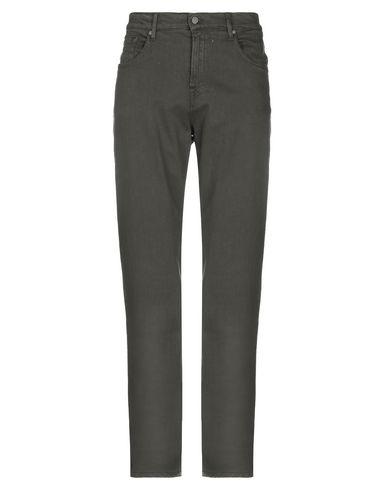 Купить Джинсовые брюки цвет зеленый-милитари