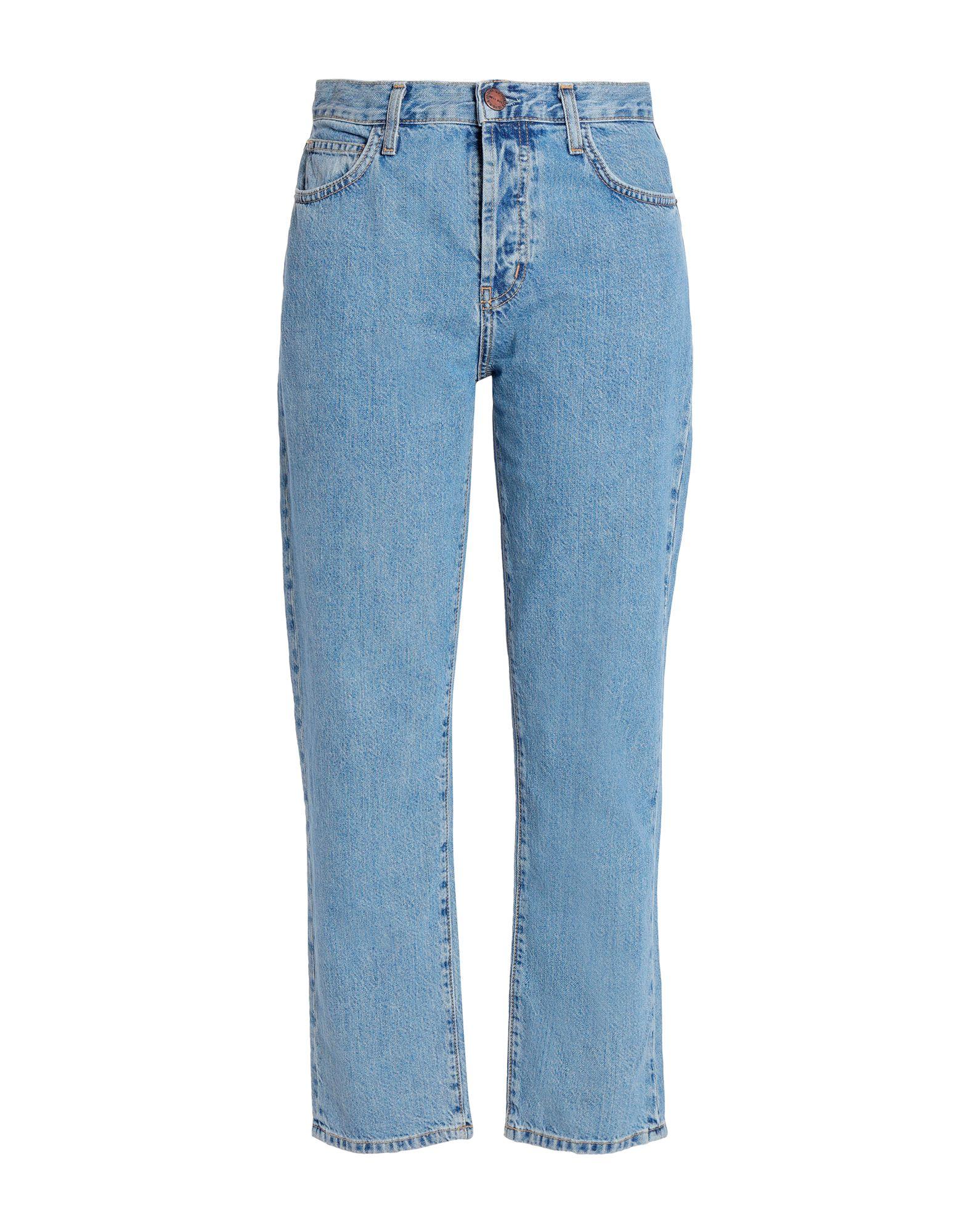 CURRENT/ELLIOTT Джинсовые брюки current elliott джинсовые брюки
