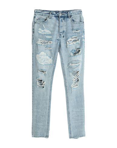 Купить Джинсовые брюки от KSUBI синего цвета