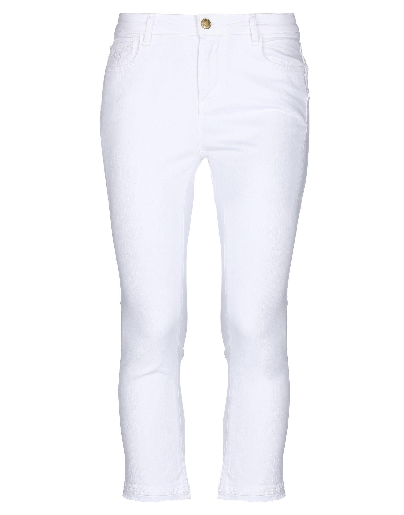 цены на ESSENTIEL ANTWERP Джинсовые брюки-капри  в интернет-магазинах