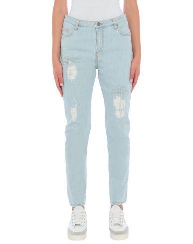 Фото 2 - Джинсовые брюки от ANNARITA N TWENTY 4H синего цвета