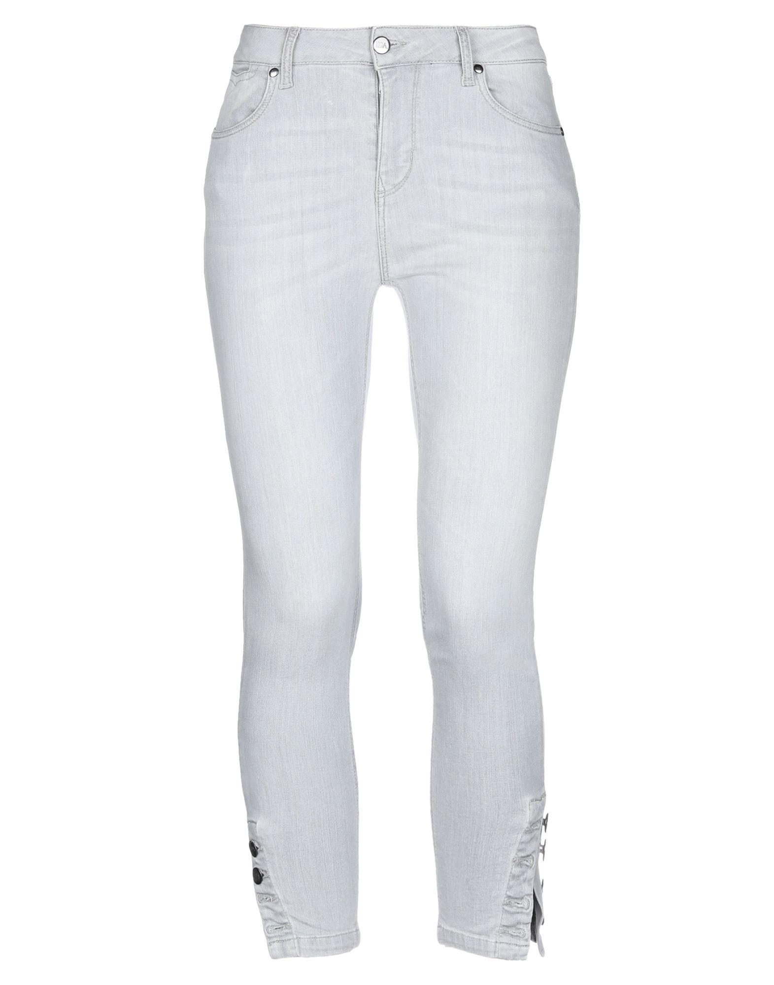 IDA Джинсовые брюки цена и фото