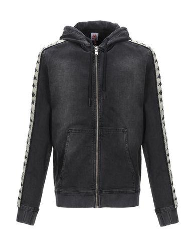 Купить Джинсовая верхняя одежда от KAPPA черного цвета