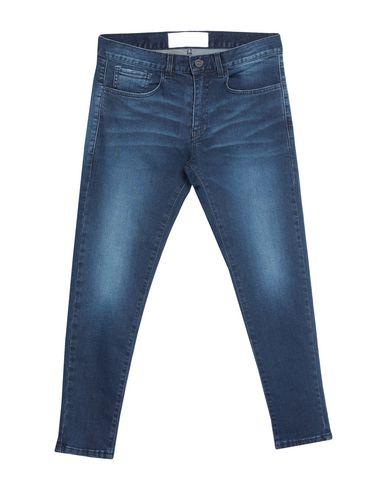 Купить Джинсовые брюки от PAURA синего цвета