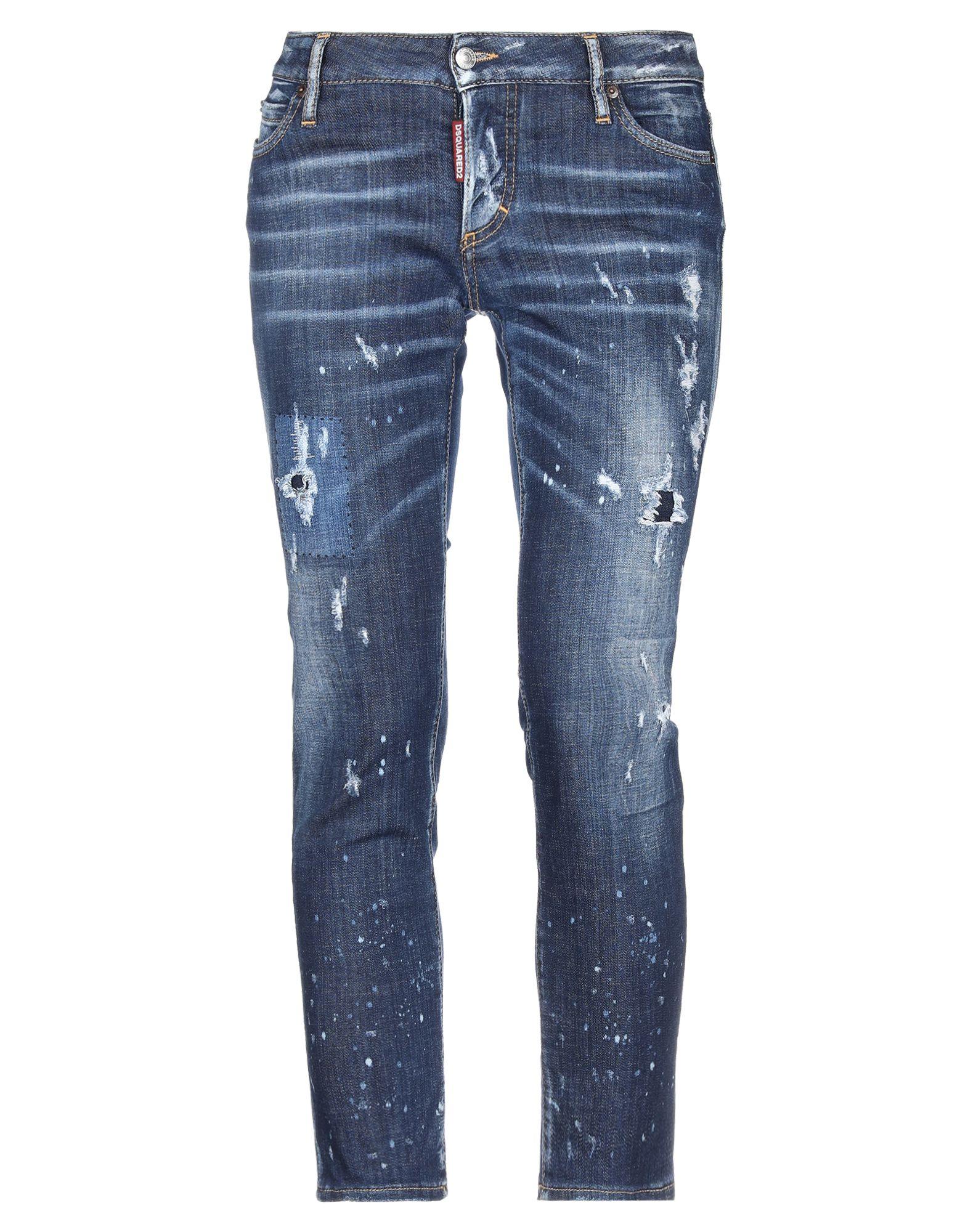 DSQUARED2 Denim pants - Item 42761673