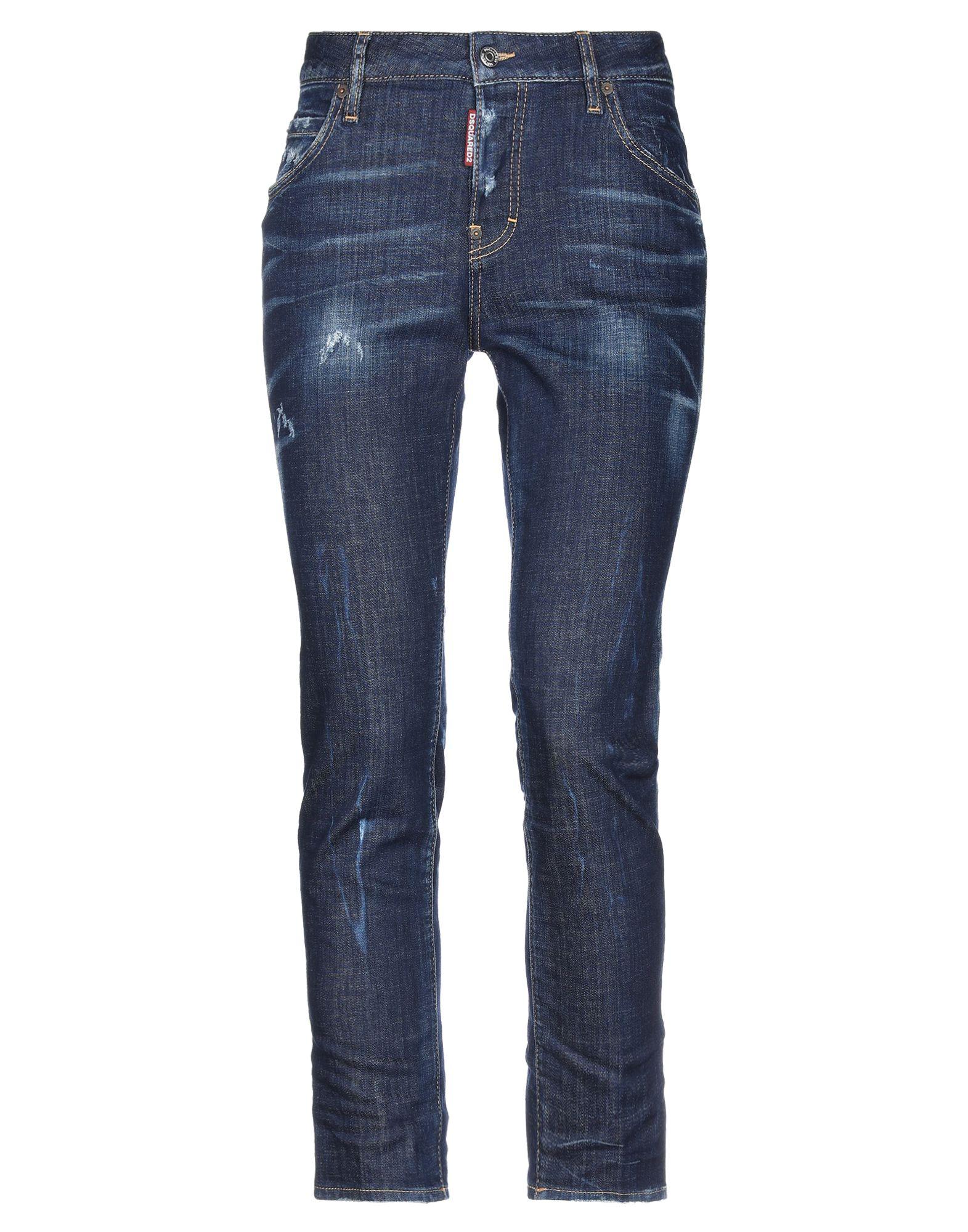 DSQUARED2 Denim pants - Item 42761697