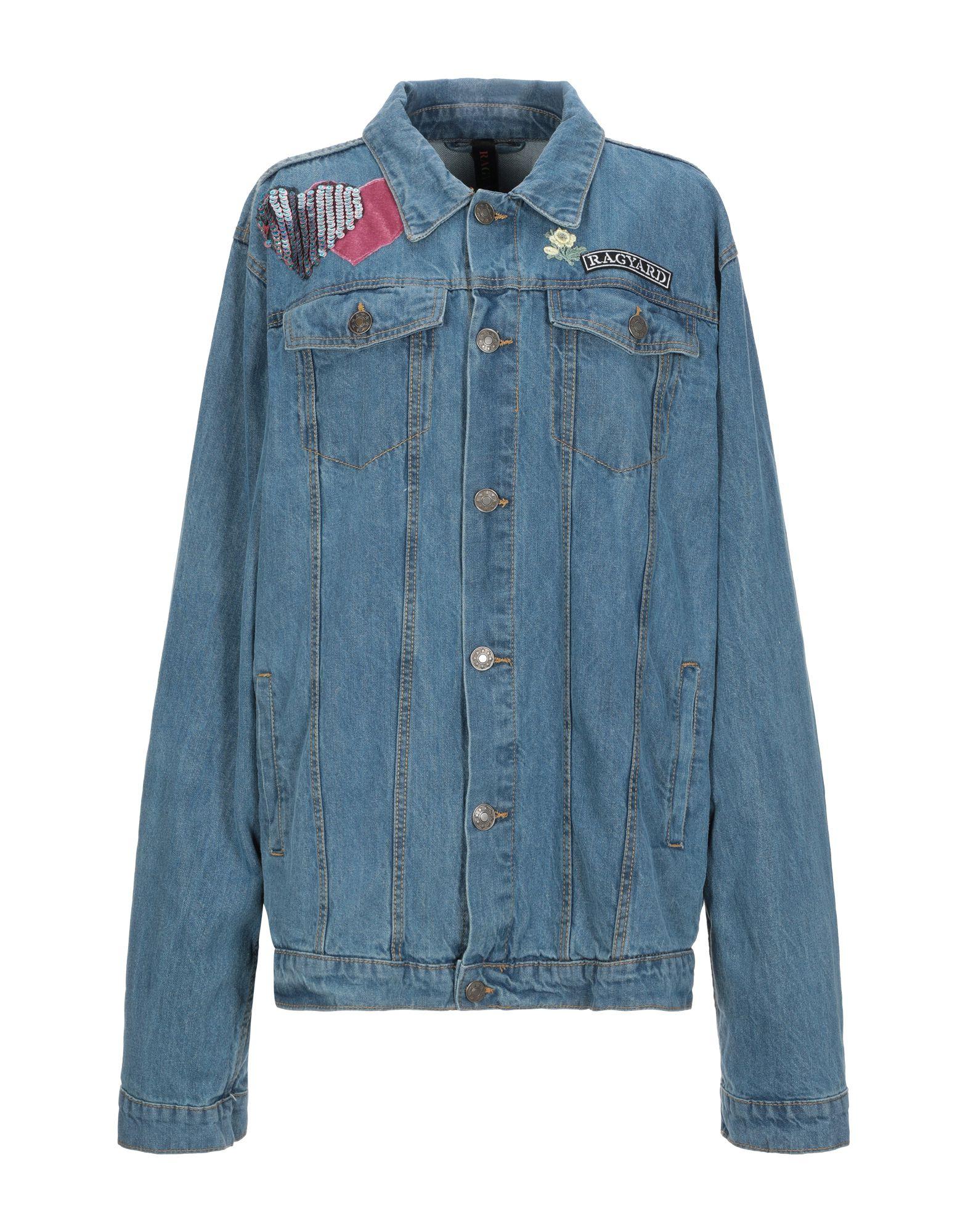 Фото - RAGYARD Джинсовая верхняя одежда goldsign джинсовая верхняя одежда