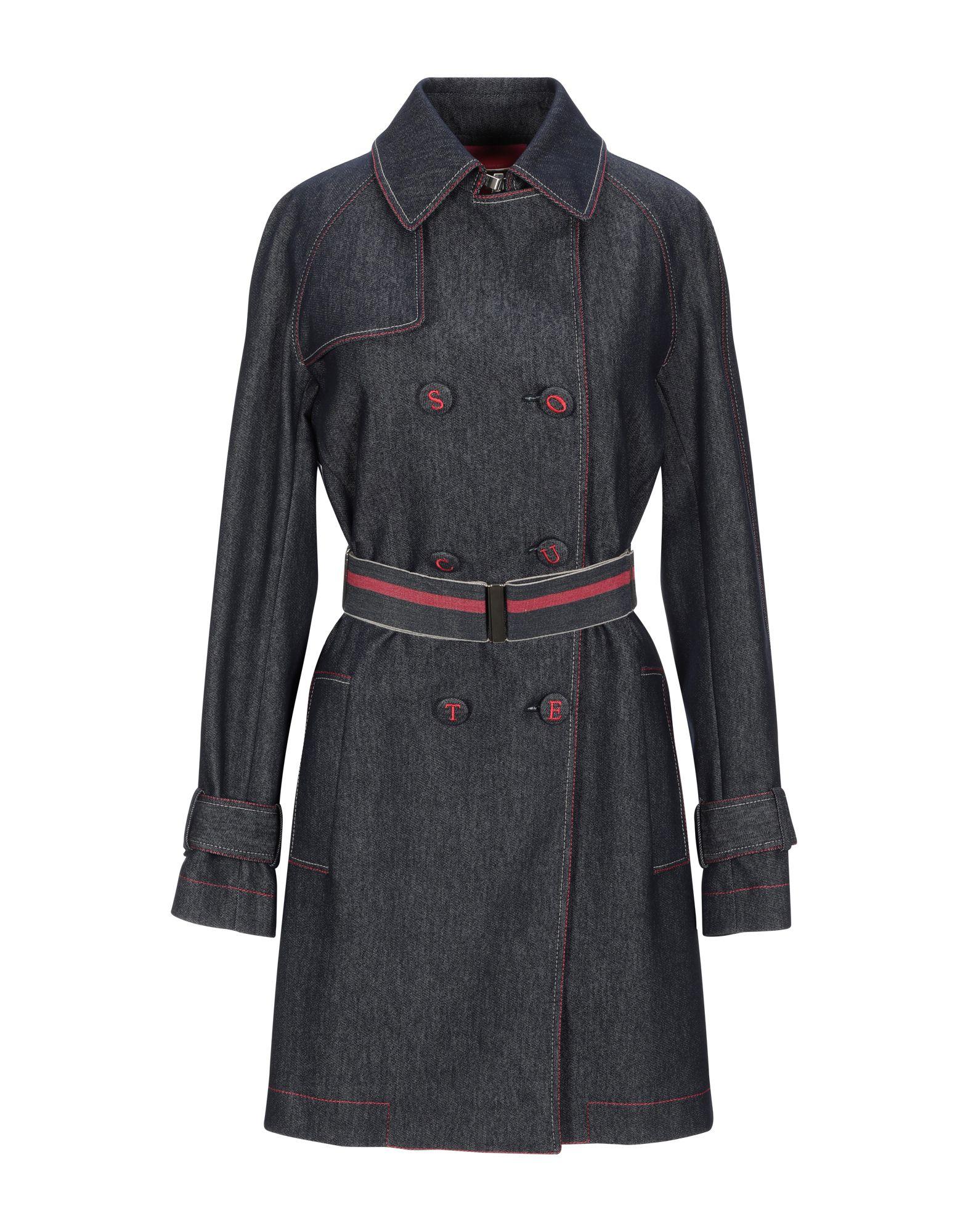 VDP CLUB Джинсовая верхняя одежда
