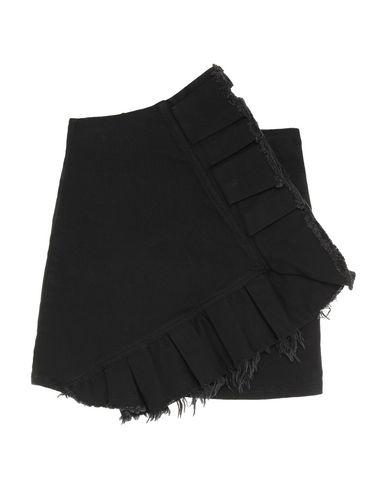 Купить Джинсовая юбка от ODÌ ODÌ черного цвета