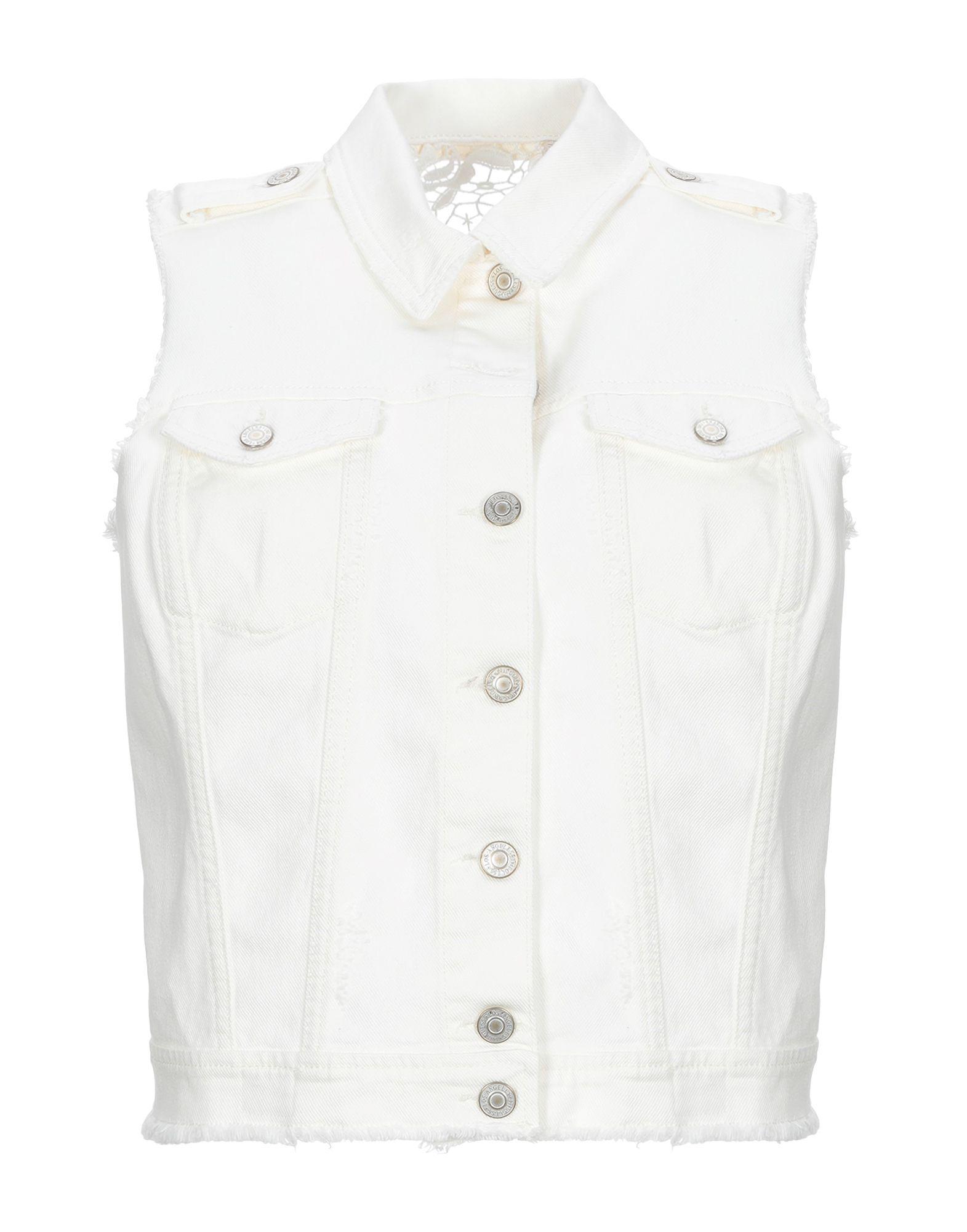 GUESS Джинсовая верхняя одежда цена 2017