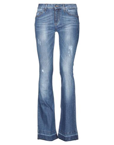 Купить Джинсовые брюки синего цвета