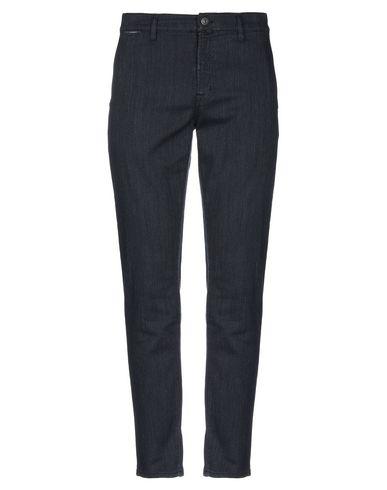Фото - Повседневные брюки от SIVIGLIA синего цвета