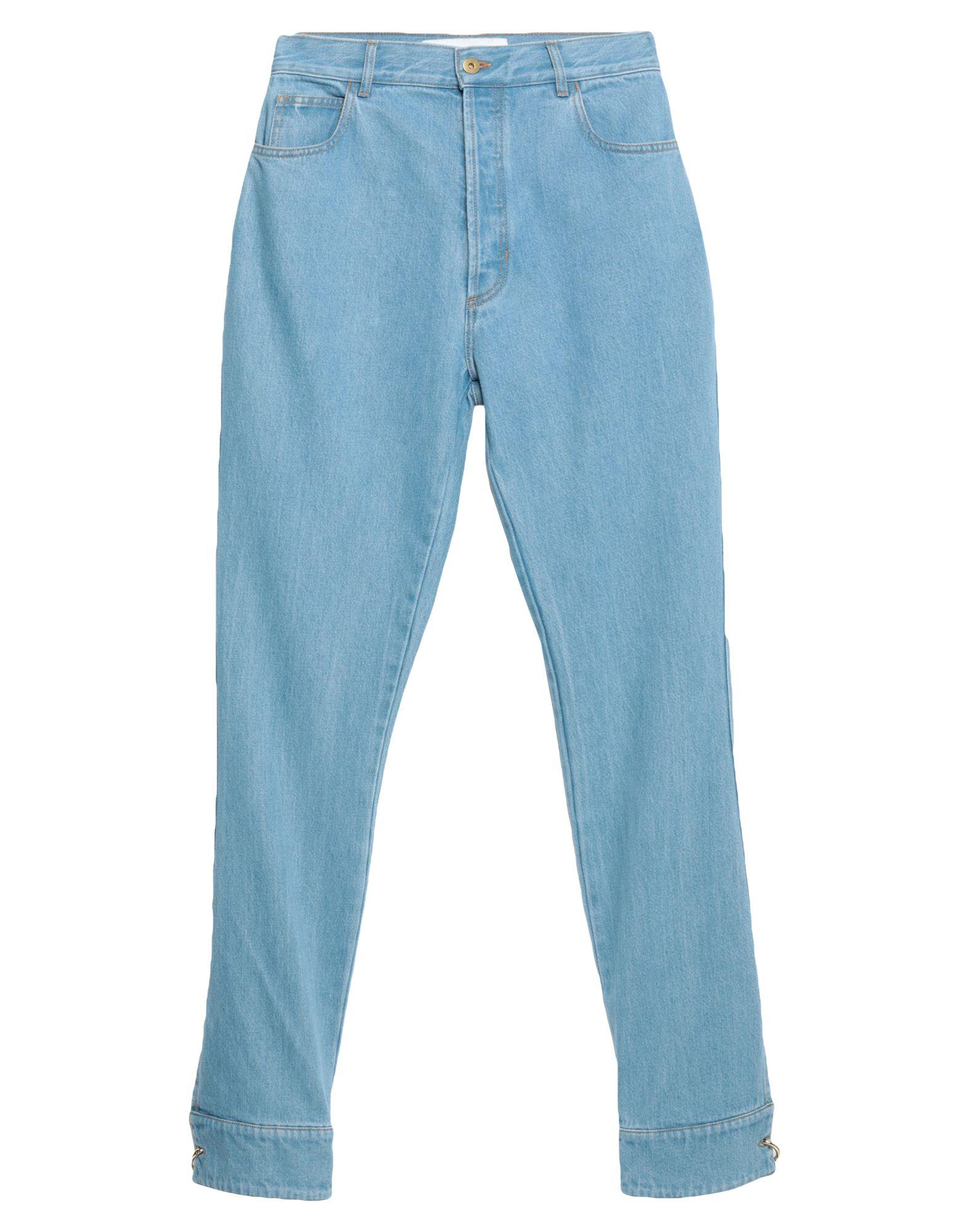 MARQUES' ALMEIDA Джинсовые брюки marques almeida джинсовые брюки