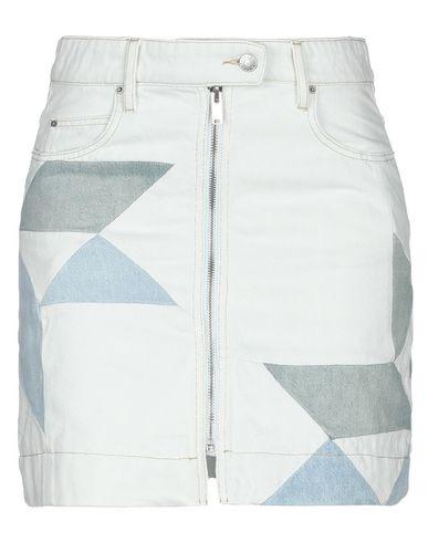 Купить Джинсовая юбка от ISABEL MARANT ÉTOILE синего цвета
