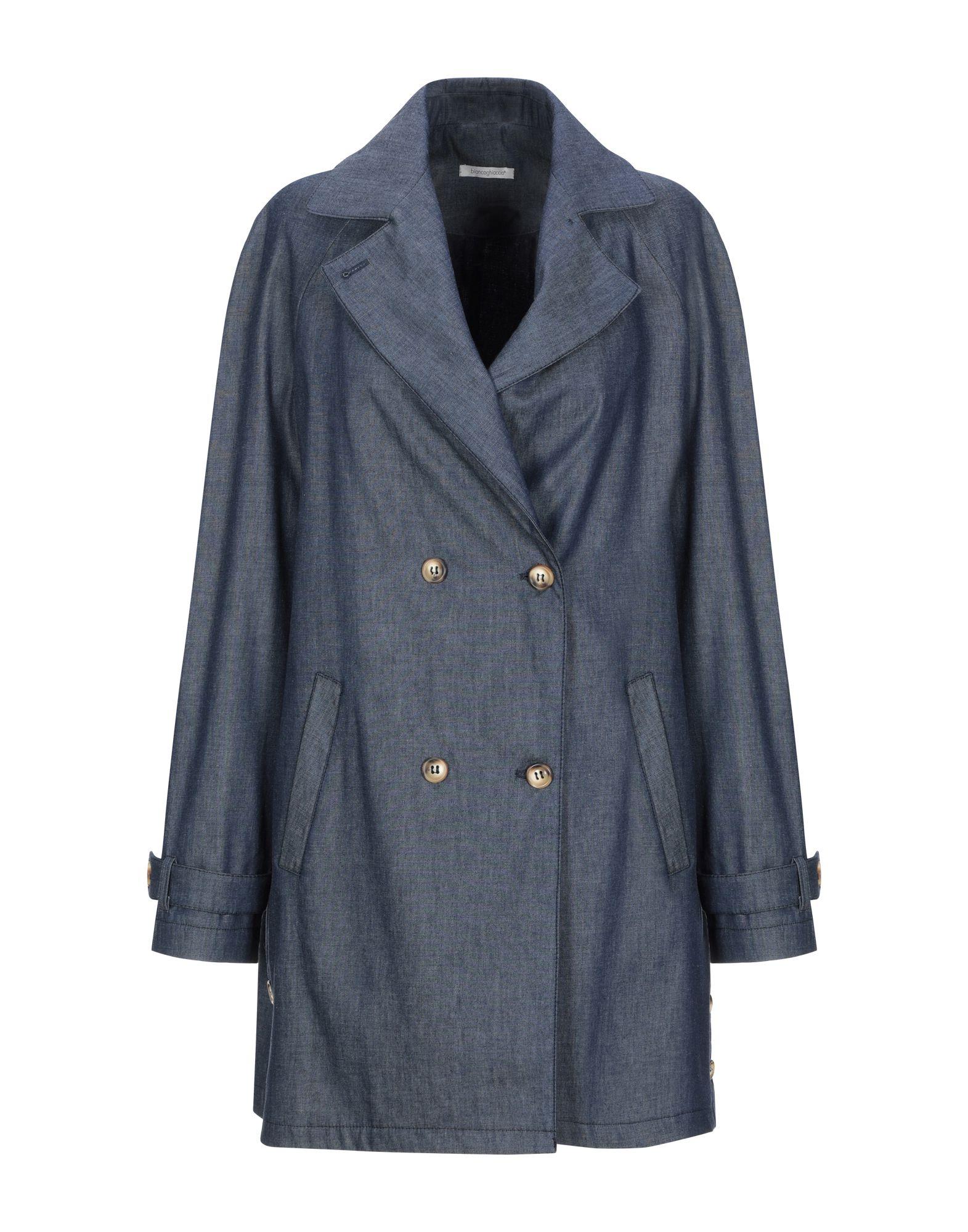 BIANCOGHIACCIO Джинсовая верхняя одежда недорго, оригинальная цена