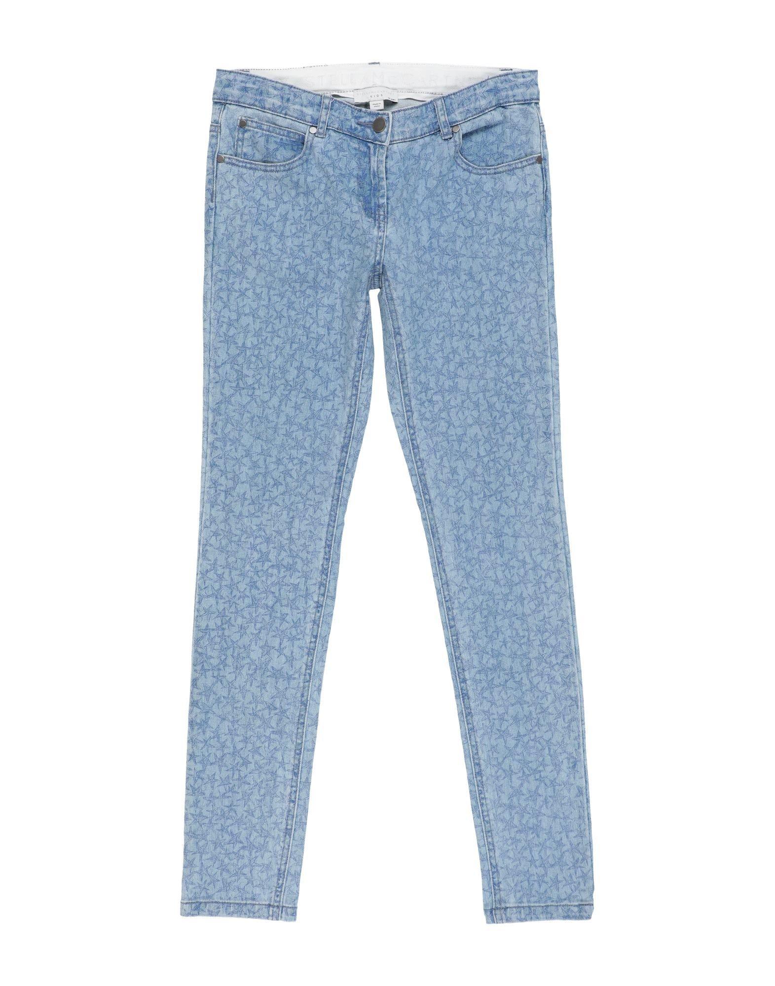 STELLA McCARTNEY KIDS Джинсовые брюки