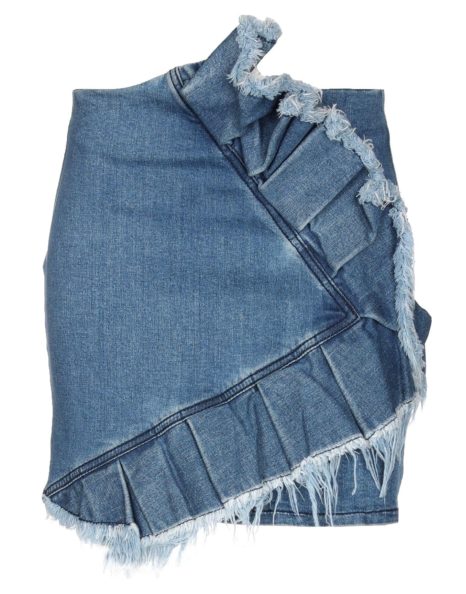 TPN Джинсовая юбка tpn мини юбка
