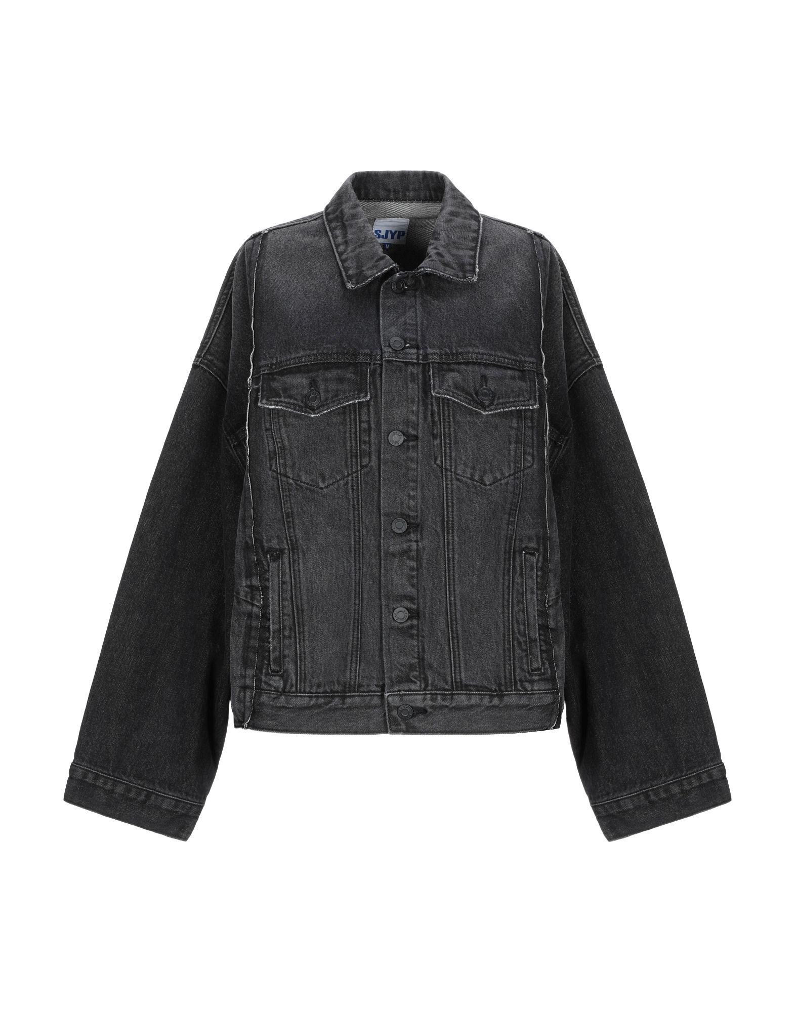 SJYP Джинсовая верхняя одежда sjyp джинсовая верхняя одежда