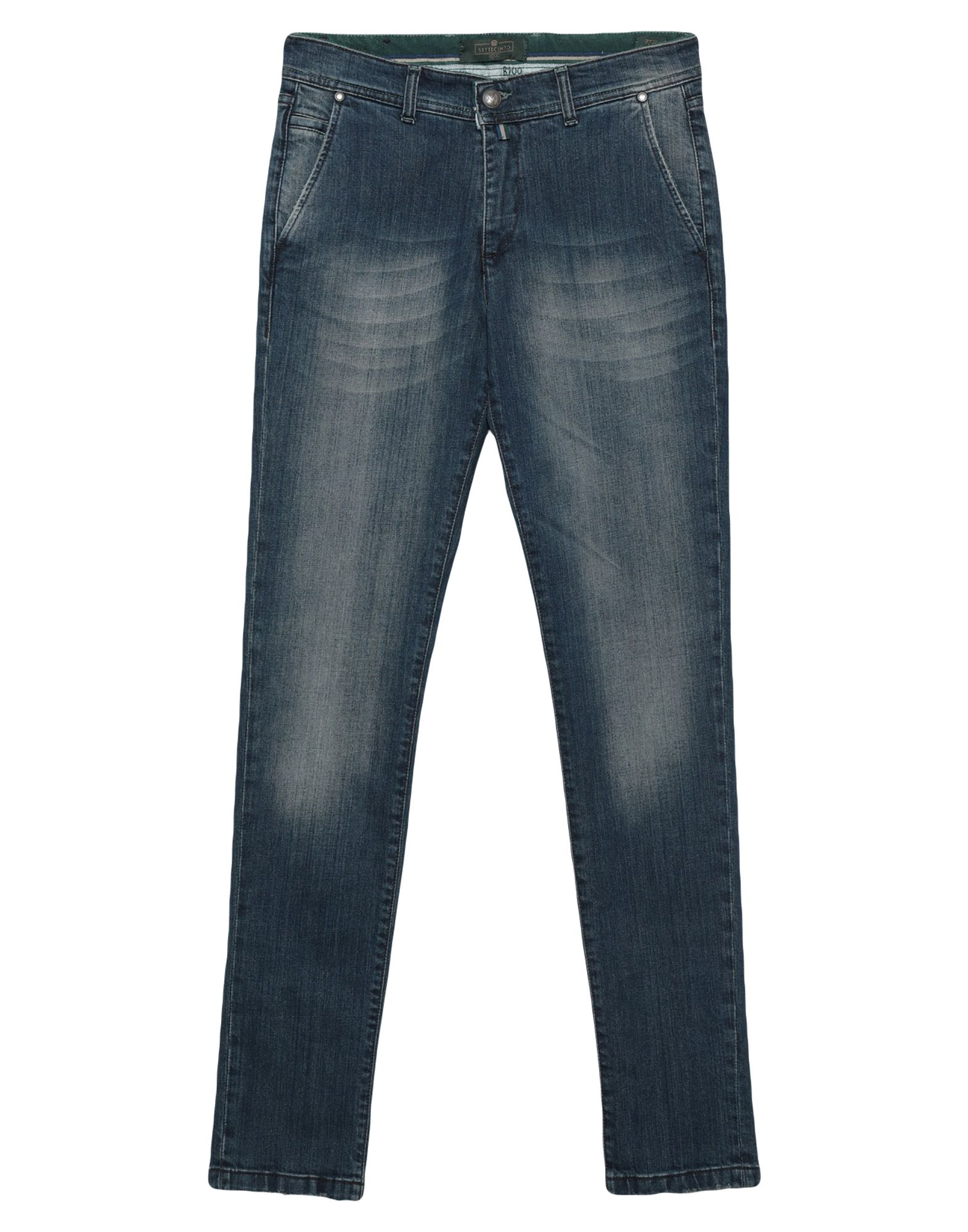 B SETTECENTO Джинсовые брюки стоимость