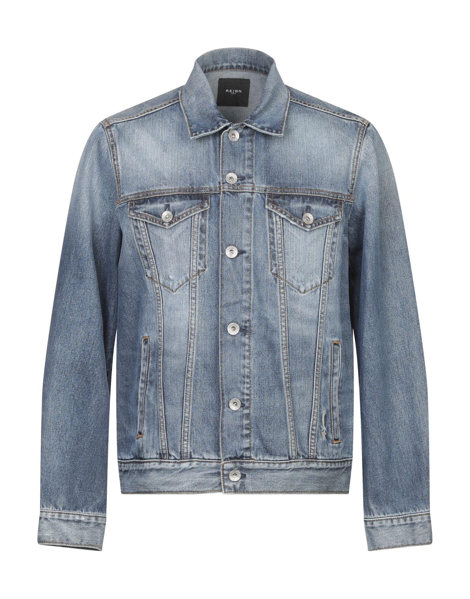 Фото - REIGN Джинсовая верхняя одежда reign джинсовая верхняя одежда