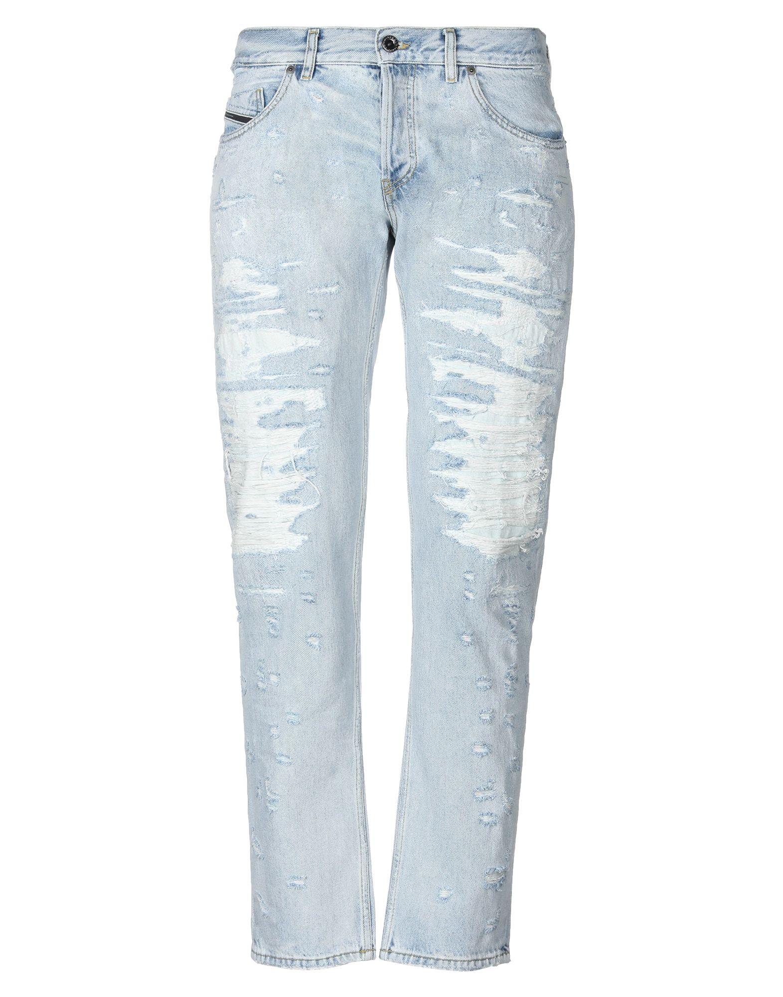 купить DIESEL BLACK GOLD Джинсовые брюки по цене 13750 рублей