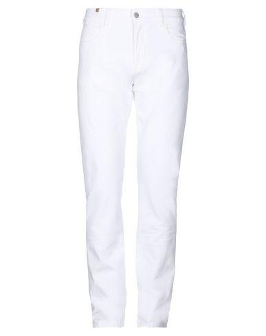 Фото - Джинсовые брюки от ATELIER NOTIFY белого цвета