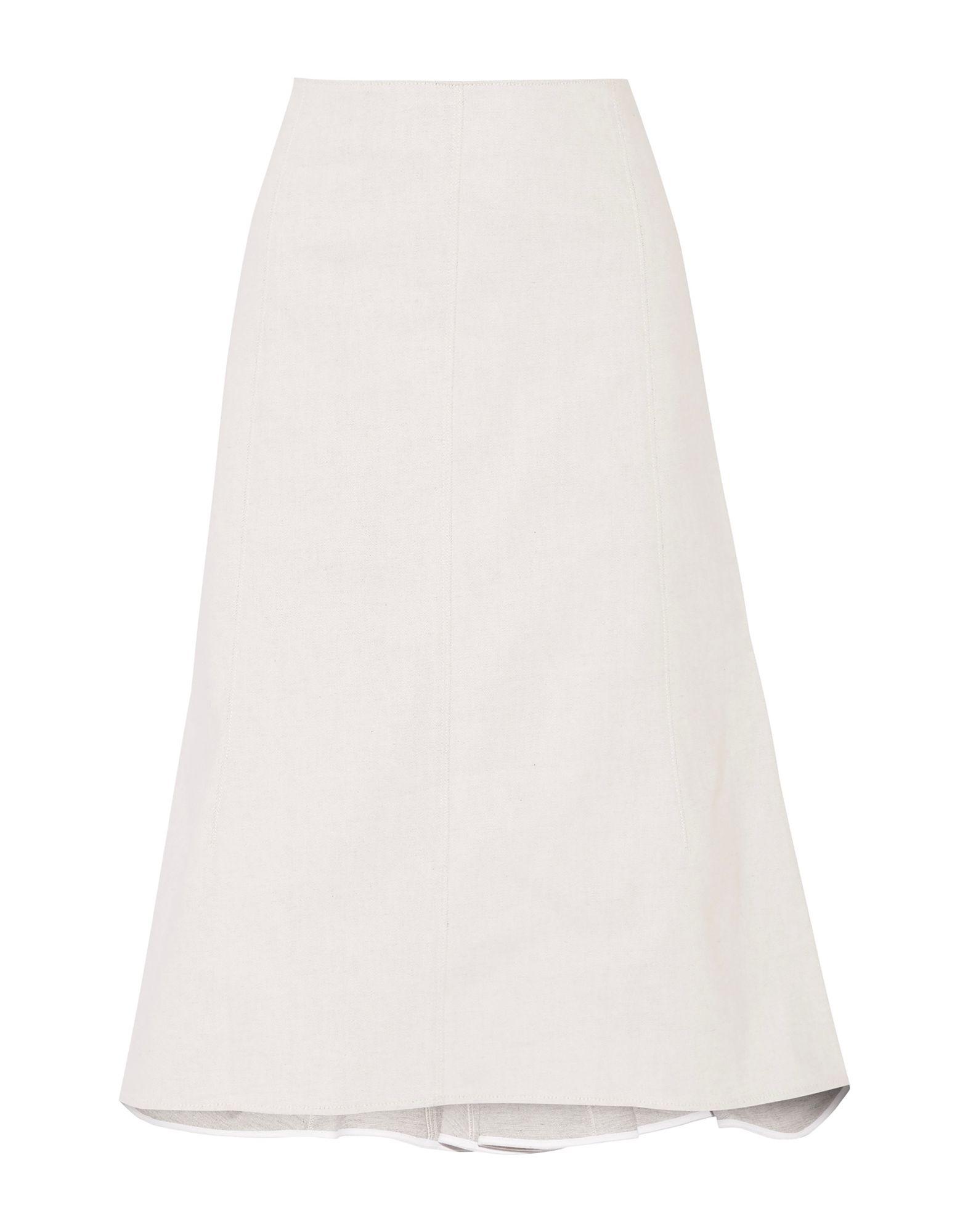 DEREK LAM Джинсовая юбка