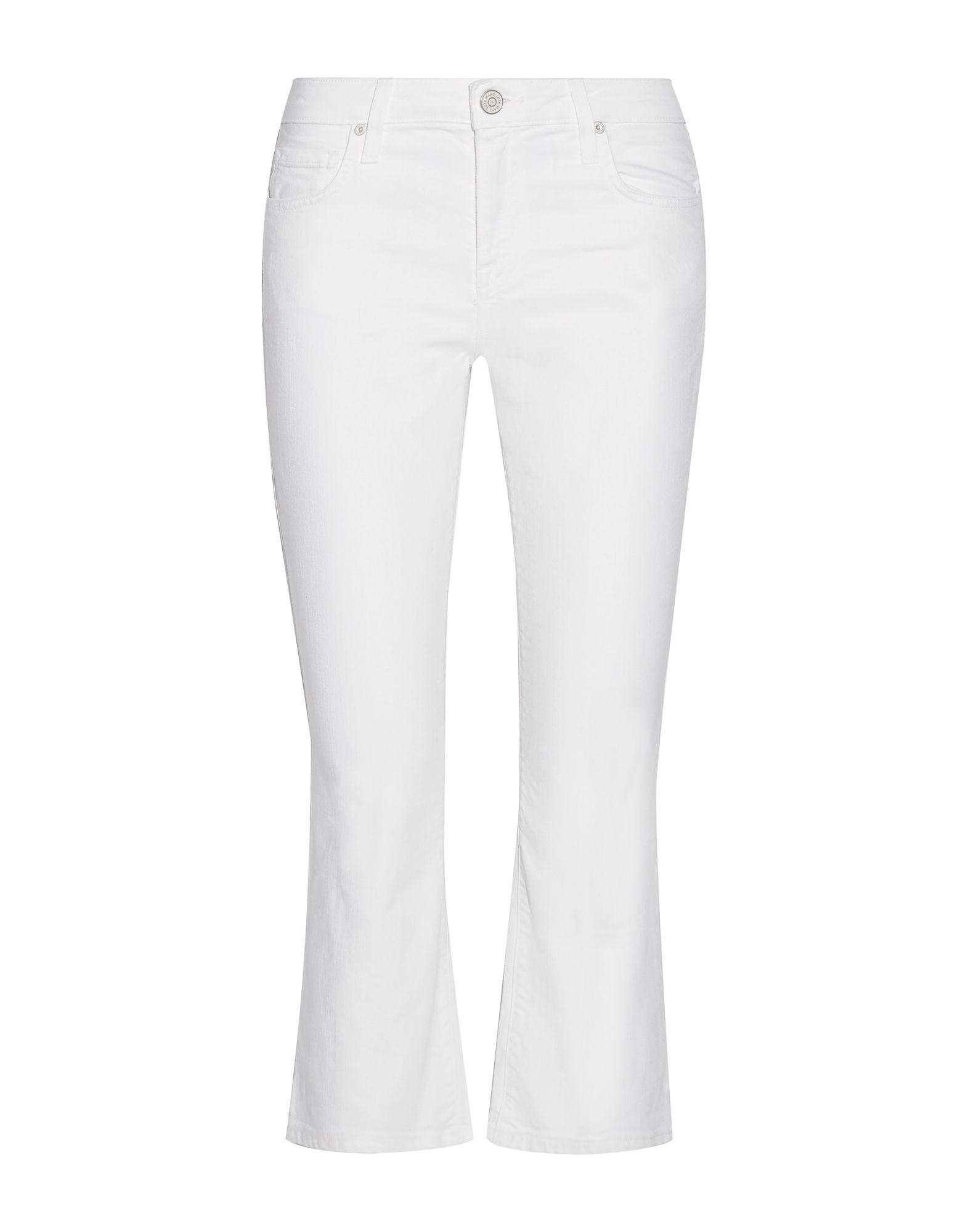 JOIE Джинсовые брюки-капри
