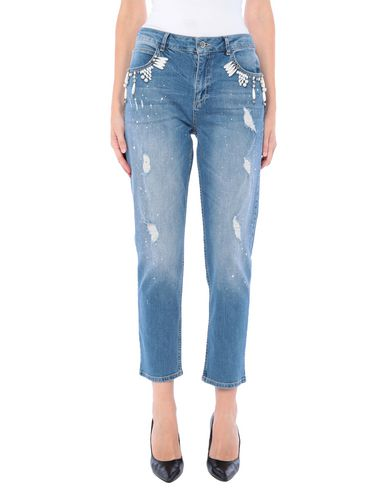 Джинсовые брюки RELISH