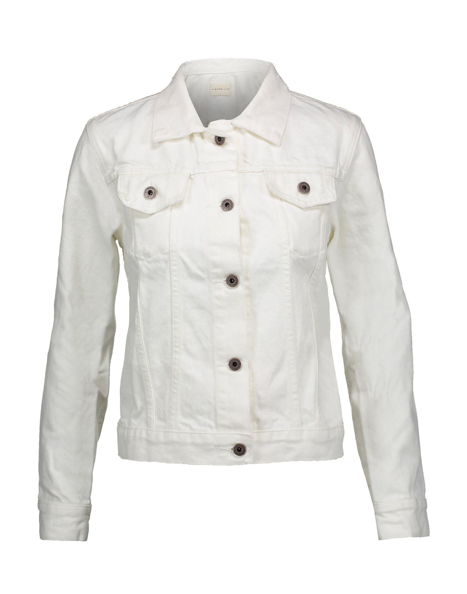 цены SIMON MILLER Джинсовая верхняя одежда