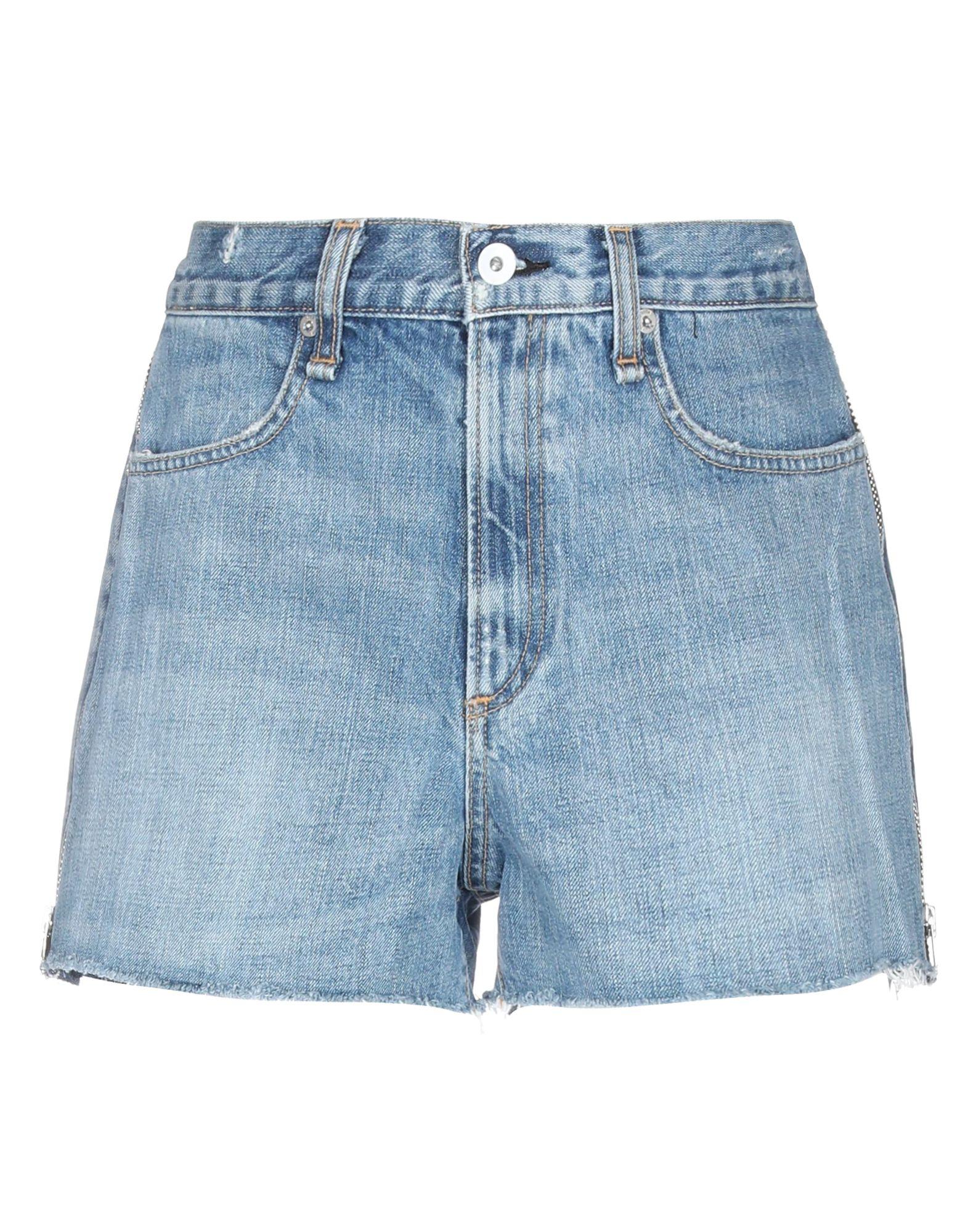 RAG & BONE Джинсовые шорты