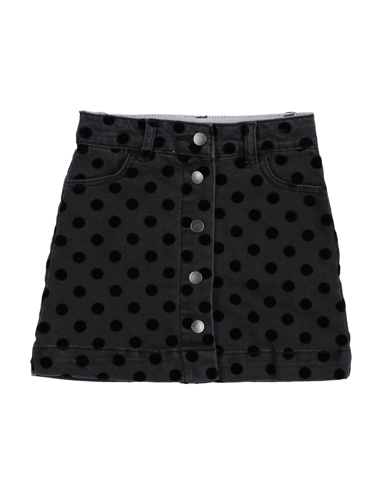 цена на STELLA McCARTNEY KIDS Джинсовая юбка