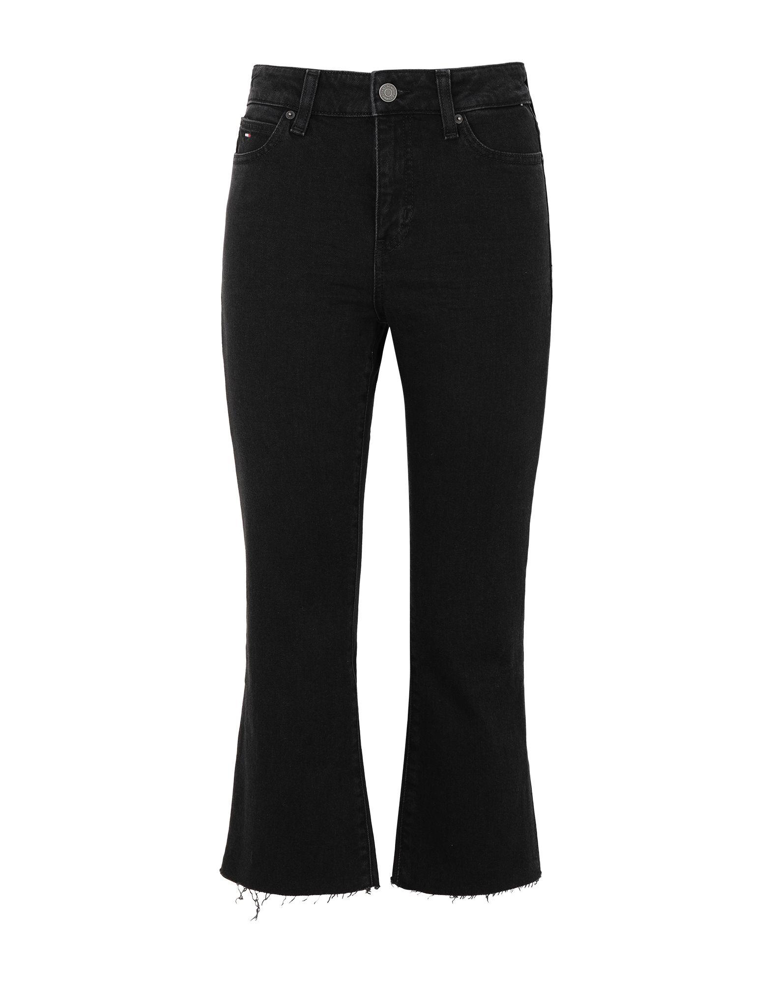 TOMMY JEANS Джинсовые брюки-капри цена 2017