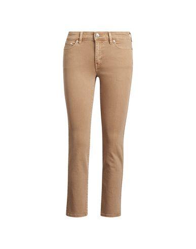 Фото - Джинсовые брюки от LAUREN RALPH LAUREN цвет верблюжий